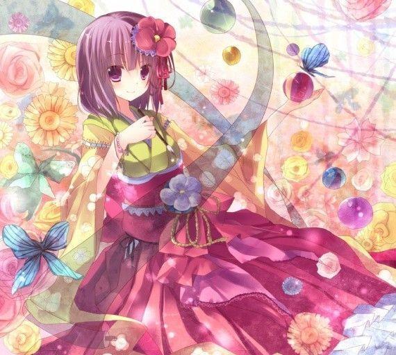 """Résultat de recherche d'images pour """"fille manga dessin couleur"""""""