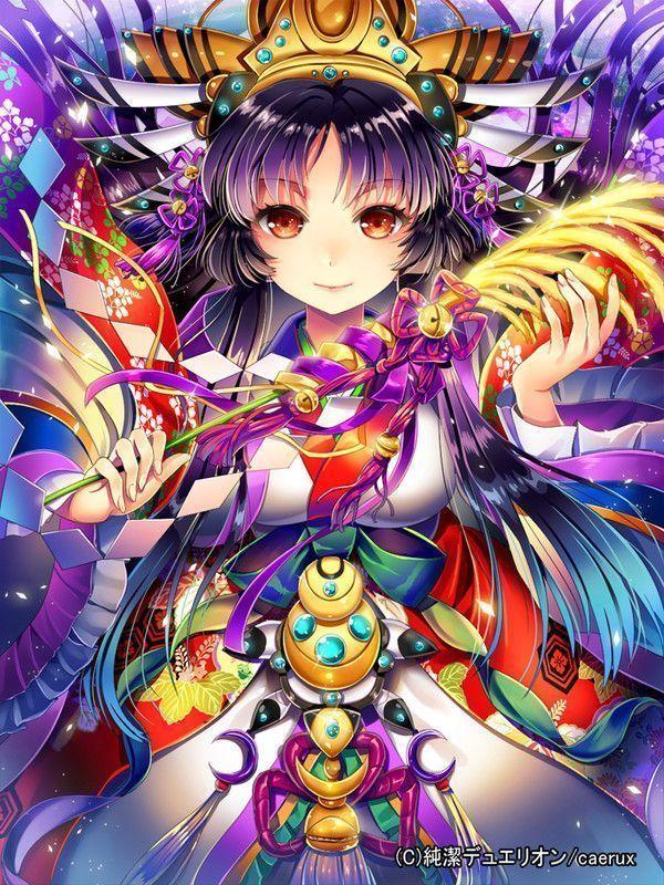 Manga kimono - Image femme manga ...